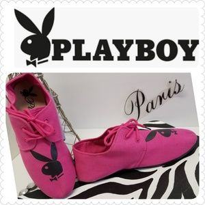 🎀 NWOT Playboy Hot Pink Shoes